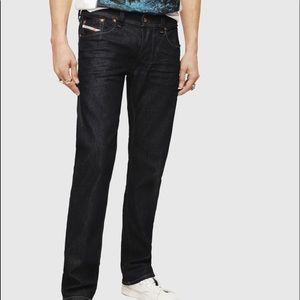 Diesel 8 men's jeans, button fly. 34